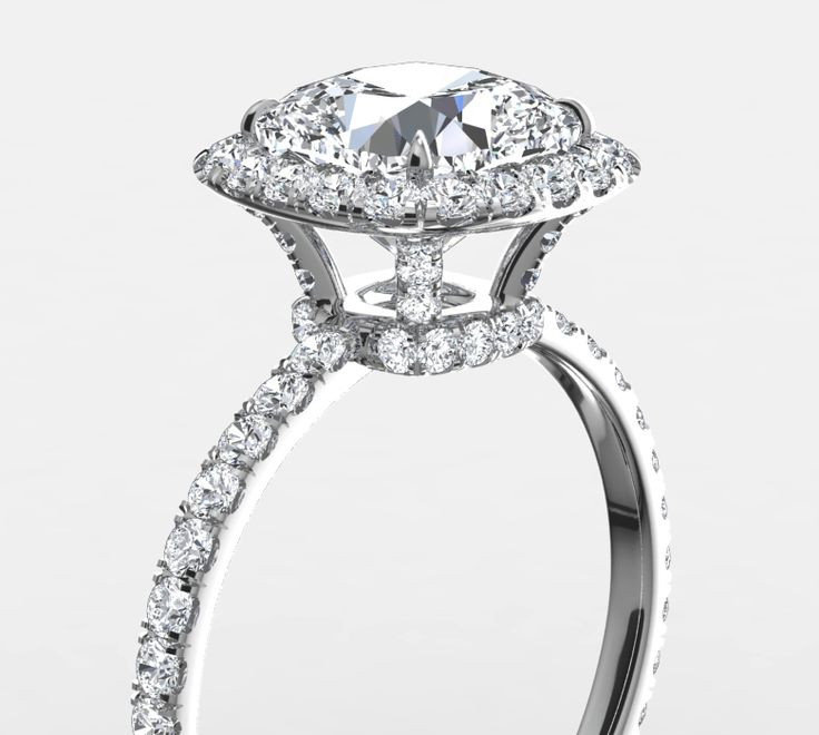 Halo Wedding Rings and its History