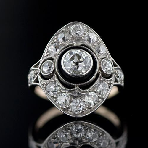The Best Vintage Wedding Rings