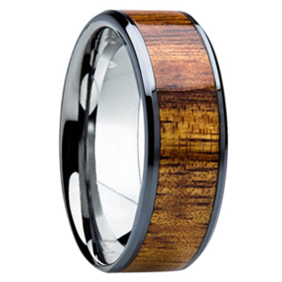Wooden and Beautiful Wedding Rings